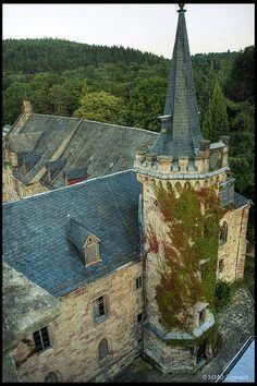 Schloss Rapunzel's tower...