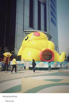 Pikachu wants you inside him.