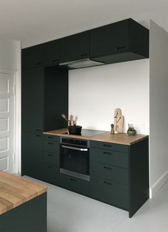 Kitchen // Linoleum Kitchen by &shufl · Copenhagen based Kitchen company