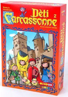 Carcassonne děti 340 Kč