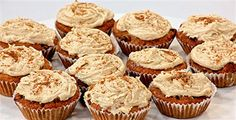 Try this Little Christmas Cakes with Eggnog Buttercream recipe by Chef Lyndey Milan . This recipe is from the show Lyndey's Cracking Christmas. Christmas Cupcakes, Christmas Desserts, Christmas Ideas, Xmas, Baking Recipes, Cake Recipes, Dessert Recipes, Food Tv Shows, Spiced Eggnog