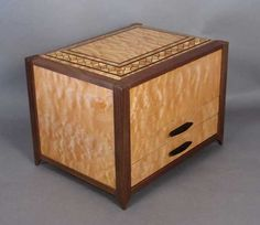 Woodworking Box