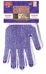 Simple Solution Grooming Glove For Cats 1 Pair  ♥   at BuyDogSweaters.com