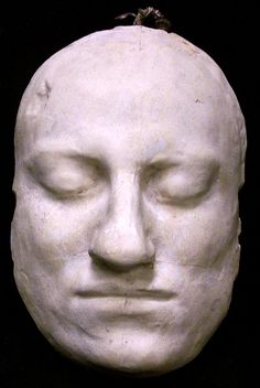 Death mask of Charles XII, King of Sweden http://library.princeton.edu/libraries/firestone/rbsc/aids/C0770/a-c.html#a-c