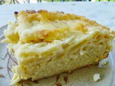MARI PLATEAU: Ζυμαρικά στο φούρνο με κρέμα και φέτα