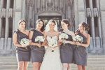 San Francisco Wedding from Elysium Productions + Michael Moss | Style Me Pretty