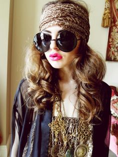 BIG #sunglasses...