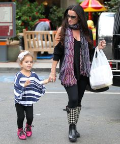 Kyle Richards Photos - Kyle Richards And Daughter Running Errands In Beverly Hills - Zimbio