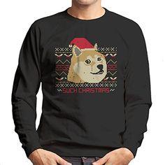 Such Christmas Dog Men's Sweatshirt Cloud City 7 https://www.amazon.de/dp/B01M6WXR37/ref=cm_sw_r_pi_dp_x_ZXKgyb5XMY7RZ
