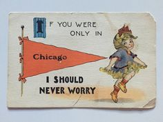 Road Trip ~ Heading to Chicago! by Barbara J on Etsy