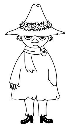 Snufkin Moomin Mugs, Old School Fashion, Tove Jansson, Little My, Colorful Drawings, Coloring Pages For Kids, Printable Art, Embroidery Patterns, Caricatures