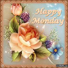 Happy Monday Greetings