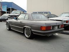 mercedes benz 560SL amg - Google Search