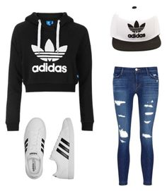 Designer Clothes, Shoes & Bags for Women J Brand, Girly Things, Polyvore Fashion, Style Me, Topshop, Adidas, Fashion Outfits, Couture, Teen Fashion