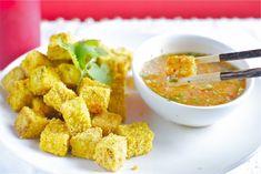 Ayurvedic Lentil Crusted Tofu [Vegan] - One Green PlanetOne Green Planet