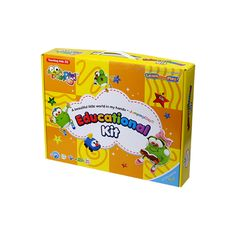 JumpingClay Educational Set comes with a book of ideas