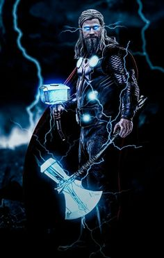 H GraphicsPro: Thor in Avengers End Game Marvel Avengers – Anime Characters Epic fails and comic Marvel Univerce Characters image ideas tips Marvel Heroes, Marvel Characters, Marvel Movies, Iron Man Avengers, The Avengers, Marvel Fanart, Avengers Wallpaper, Man Wallpaper, Monster