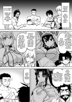 Men of Culture Club (re-typeset) Accel World, Fate Servants, Fate Anime Series, Culture Club, Short Comics, Story Characters, Manga Artist, Cool Animations, Type Moon