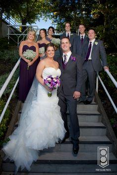 New Ideas For Wedding Purple Groomsmen Babies Breath Grey Tuxedo Wedding, Charcoal Wedding, Plum Wedding, Purple Wedding Flowers, Trendy Wedding, Wedding Ideas, Eggplant Wedding Colors, Dark Purple Wedding, April Wedding