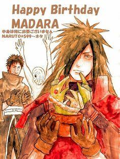 Obito / Madara :). Haha