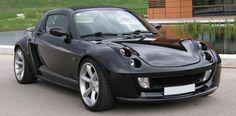 Smart roadster black beauty (same as mine! :) )
