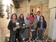 Reunión de lectores con Yolanda Colom – Octubre 2015