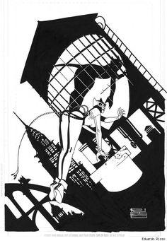Catwoman by Eduardo Risso
