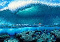 cool surfing drawings - Google Search