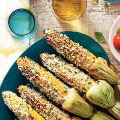 Grilled Vegetables and More - Coastal Living