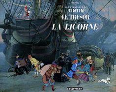 Les Aventures de Tintin - Album Imaginaire - Le Secret de la Licorne