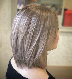 Choppy Bob Hairstyles, Long Bob Haircuts, Straight Hairstyles, Short Hair Cuts, Short Hair Styles, Layered Haircuts For Women, Lange Blonde, Blonder Bob, Bobs For Thin Hair