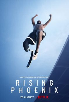 An amazing and awe-inspiring documentary about Paralympic athletes. Made me cry multiple times which is a big thing cause I don't cry at things. Phoenix Rising, Paralympic Athletes, Uk Tv, Movies Worth Watching, Internet Movies, Young Life, Netflix Originals, Documentaries, Cinema