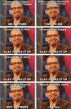 Kurt Sutter is AWESOME @sutterink is the place to find all things Kurt Sutter