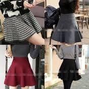 Checkered gray red black