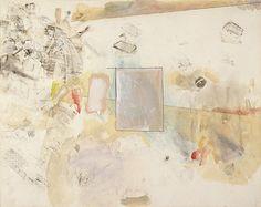 Robert Rauschenberg. Religious Fluke. 1962 - Guggenheim Museum
