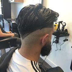 Haircut by kapsalondeleeuw http://ift.tt/25645mV #menshair #menshairstyles…