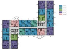 Mặt bằng dự án căn hộ imperial Place Bình Tân Residential Architecture, Architecture Design, Floor Plans, How To Plan, Buildings, Architecture, Plants, House Building, Architecture Illustrations
