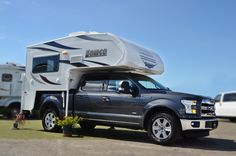 The Top 5 Truck Campers for Half-Ton Trucks