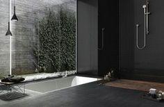Luxe Donkere Badkamer : 12 beste afbeeldingen van donkere badkamers bathroom modern home