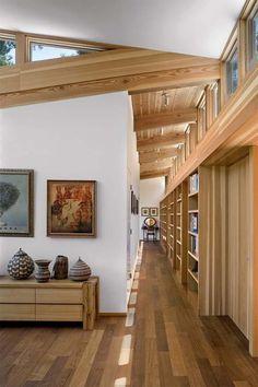 Sebastopol Forest House Design by Turnbull Griffin Haesloop Architects