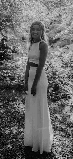 Bride of Ollichon -Hanna Bridal Skirts, Wedding Skirt, Wedding Jumpsuit, Bridal Separates, Alternative Wedding Dresses, Boho Bride, Our Wedding Day, Uk Shop, Got Married