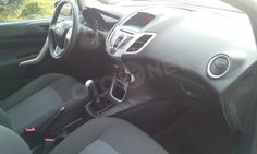 FIESTA FIESTA TREND 5K 1.4 TDCI (70) 2012 Ford Fiesta FIESTA TREND 5K 1.4 TDCI (70)