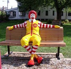 The Sad Truth About Ronald McDonald 27 Pics
