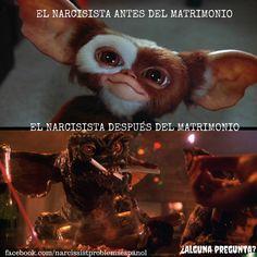 narcissistproblems.com facebook.com/narcissistproblemsespanol EL NARCISISTA DESPUÉS DEL MATRIMONIO