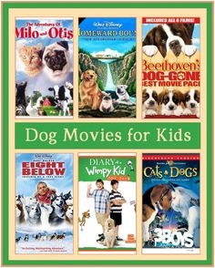 Thomas is in love with watching pets on YouTube and watching the Buddies movies. So, I have decided it is time to expand our dog movies for kids collection. From funny to adorable… From sweet to scary… the movies all feature man's best friend in some form or other. Dog Movies for Kids: These Dog […]