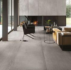 Afbeeldingsresultaat voor betonlook tegels 80x80