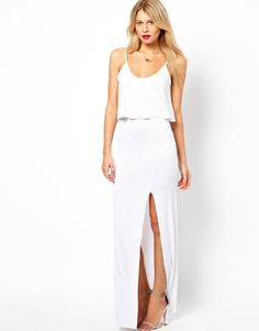 #asos                     #love                     #Love #Crop #Maxi #Dress  Love Crop Maxi Dress                                http://www.seapai.com/product.aspx?PID=1346747