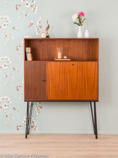 Kommoden Design vintage kommoden teak sideboard kommode 60er jahre 50er ein
