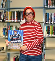 Paintings that Fly: Children's Book Character Costumes Where's Waldo, Rapunzel, Pippi Longstocking, Amelia Bedelia, and Emily Elizabeth.
