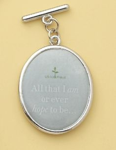 A charm for your inspirational mother